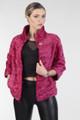 Pink Swakara Lamb Jacket