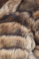 Cross Fox Fur Jacket