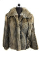 mens lynx fur coat
