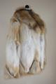 Golden Island Fox Fur Coat Halfkskins
