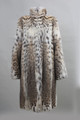 Lynx Fur Coat 3/4 Length