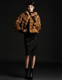 Canada Sable Fur Jacket