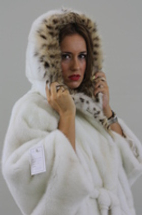 Mink Fur Skins - Male and Female