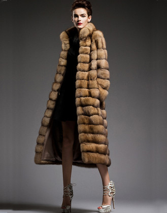 ​Sable Fur, the Most Luxurious of Them All