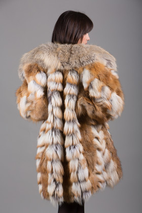 Sectional Fox Fur Coat  Buying Guide
