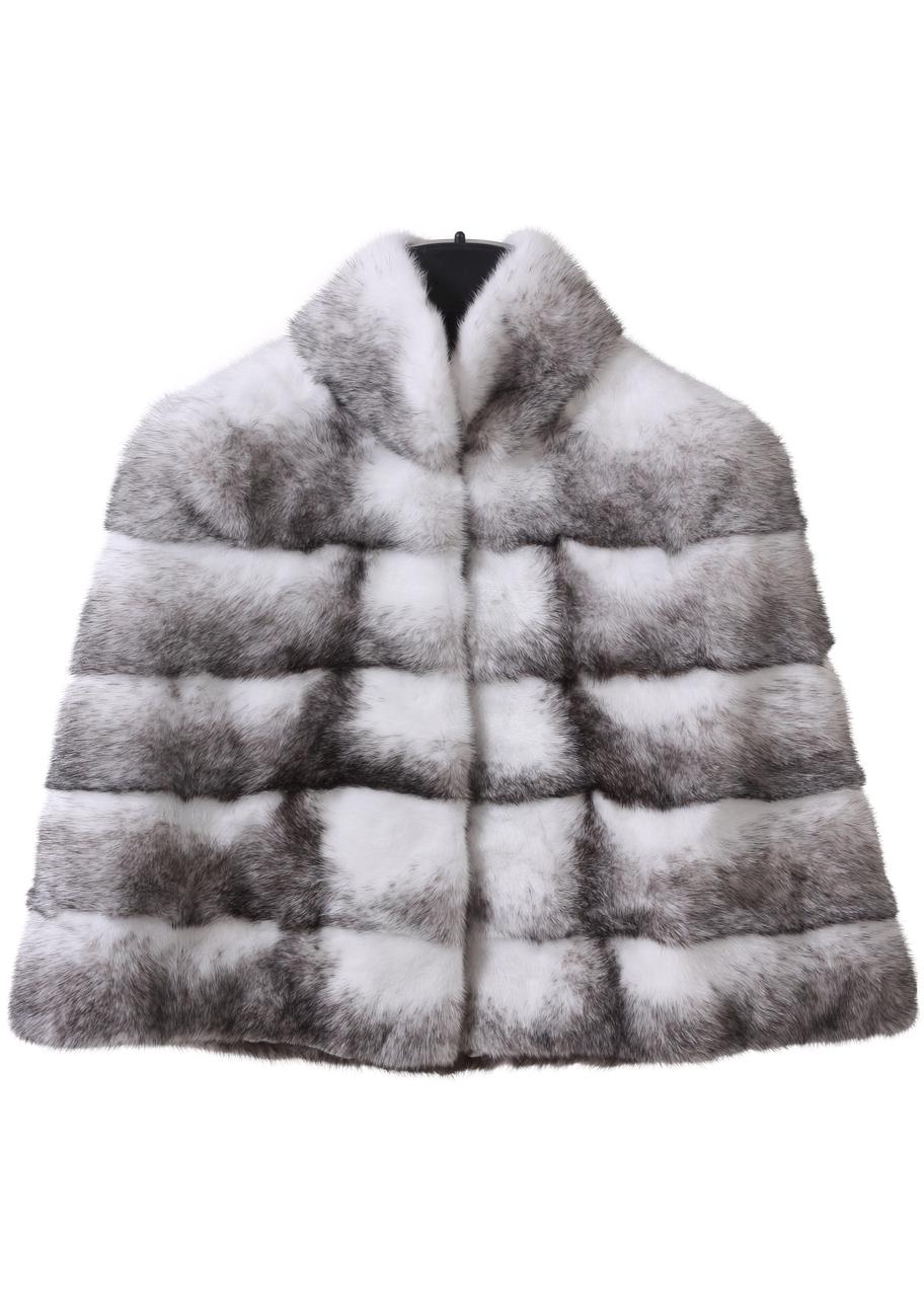 e30375942853 Black Cross Mink Fur Etol