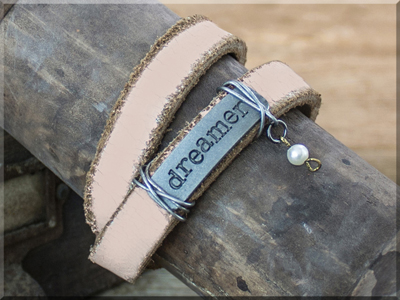 E170034 Dreamer Wrap Bracelet