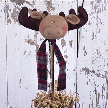 C19729 Moose Head Wand
