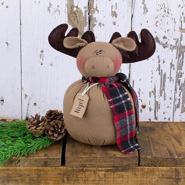 C19726 Nigel the Moose