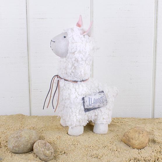 E19443 Baby Llama Spirit Animal