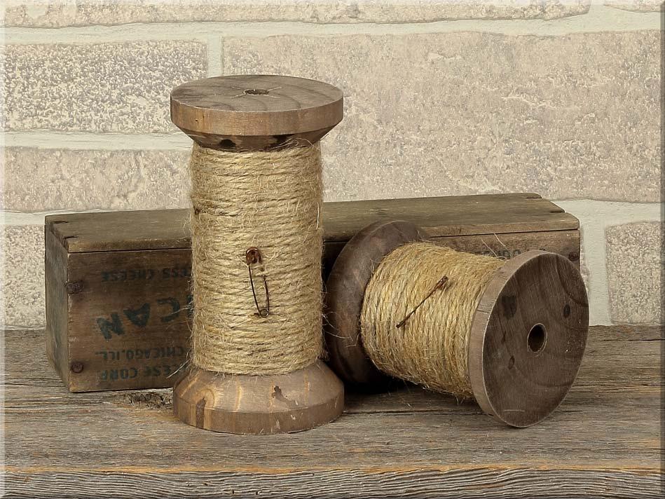 E14415 Wooden Spool Set (2A)
