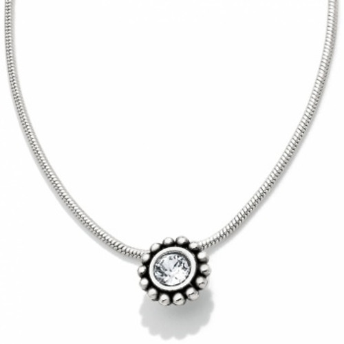 TWINKLE PETITE NECKLACE - SILVER