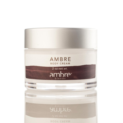 BODY CREAM 2 OZ - AMBRE