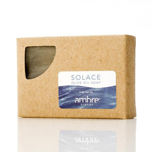 OLIVE OIL SOAP - SOLACE