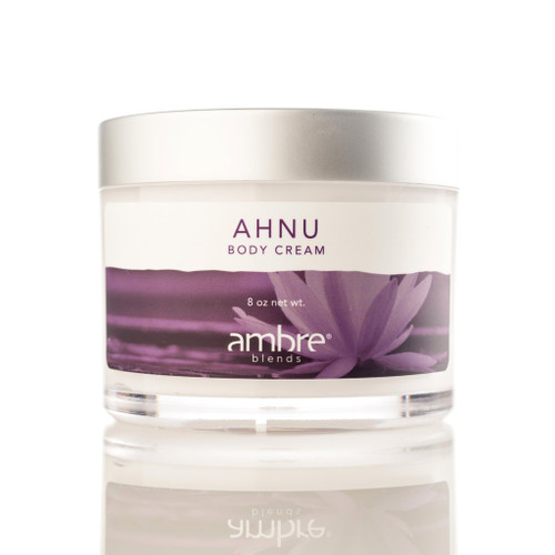 8 OZ BODY CREAM - AHNU
