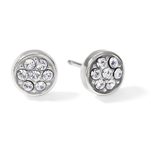 MERIDIAN DISC POST EARRING -