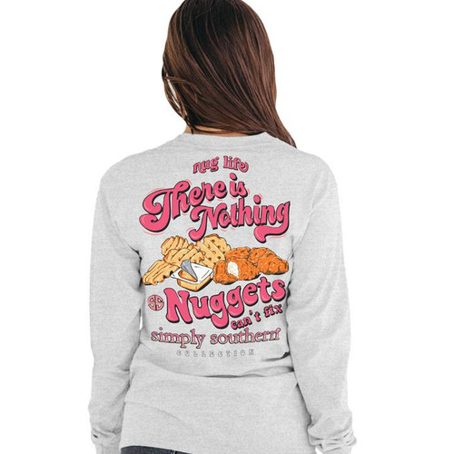 SIMPLY SOUTHERN L/S SHIRT - NUGLIFE