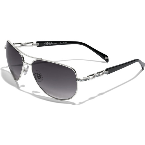 MERIDIAN LINX SUNGLASSES - SILVER