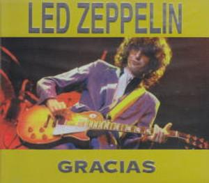 LED ZEPPELIN - DEUS EX MACHINA (4CD) EELGRASS - GEMS & RARITIES