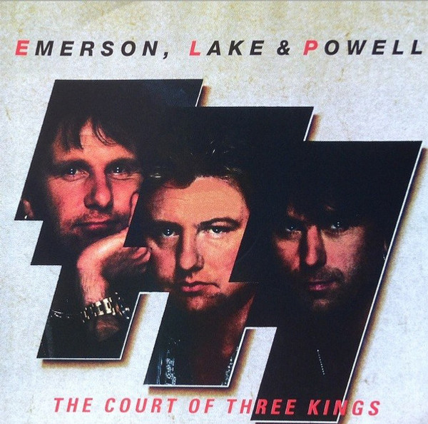 EMERSON, LAKE & POWELL - THE COURT OF THREE KINGS (2CD) HIGHLAND