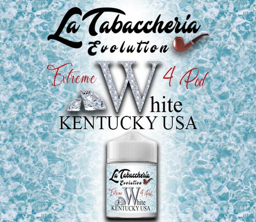 Estratto di Tabacco – Extreme 4Pod – White Kentucky Usa 20ml