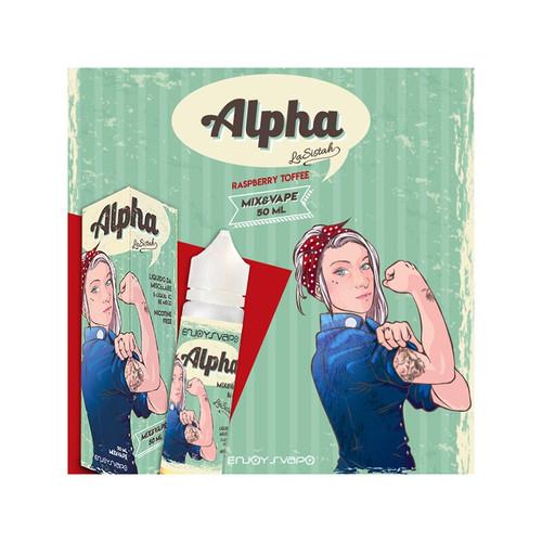 EnjoySvapo Alpha by La Sistah - Mix and Vape - 50ml