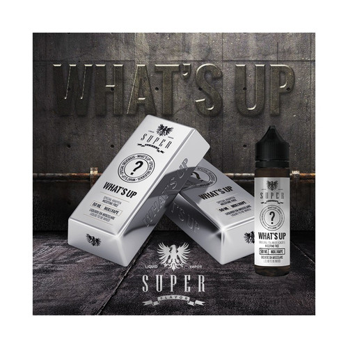 Super Flavor What's Up - Mix and Vape - 50ml