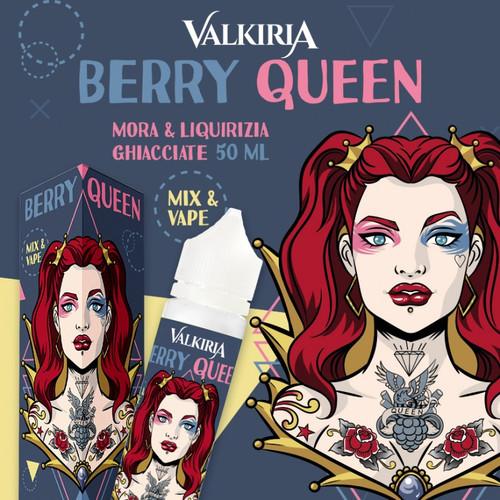 Valkiria Berry Queen - Mix and Vape - 50ml