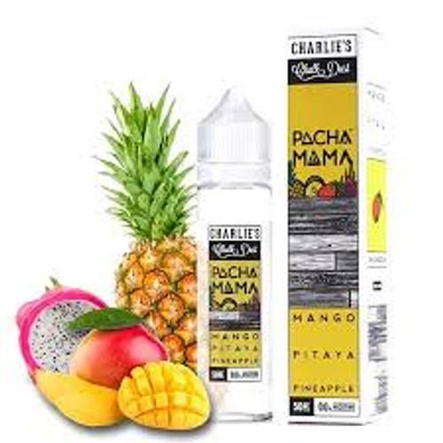 Charlie's Chalk Dust PACHA MAMA Mango Pitaya Pianapple- Mix and Vape - 50ml