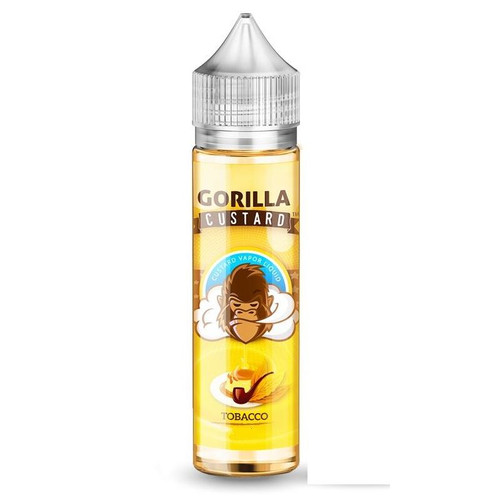 Gorilla Custard Tobacco 20ml