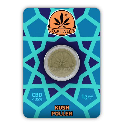 Kush Pollen
