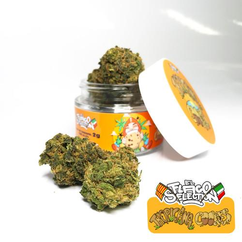 El Flaco Tropicana Cookies 2gr
