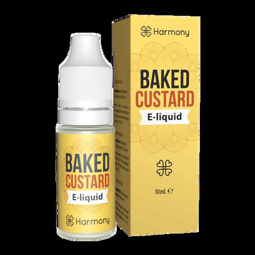 Harmony CBD Aroma Baked Custard