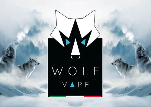 Wolf Vape aromi concentrati 10ml