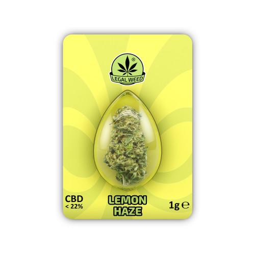 Lemon Haze Flower Drop