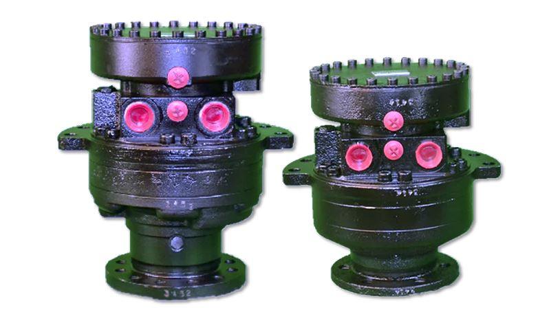 Bobcat T180 Hydraulic Final Drive Motor - Reman