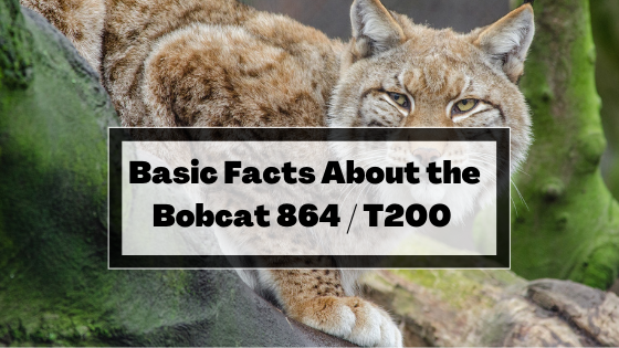 Basic Facts About the Bobcat 864 / T200