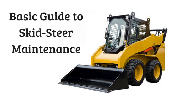 Basic Guide to Skid-Steer Maintenance - Final Drive Parts