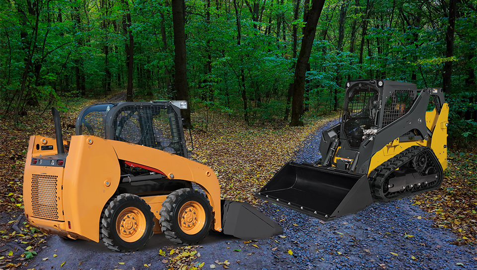 4 Major Differences Between Compact Track Loaders & Skid Steer Loaders