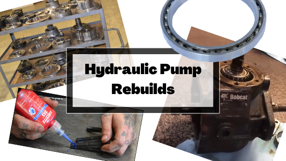 Hydraulic Pump Rebuilds