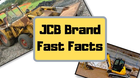 JCB Brand Fast Facts