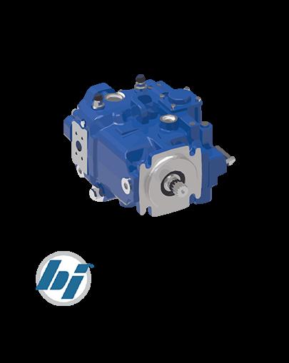 Brennan Hydraulic Pump
