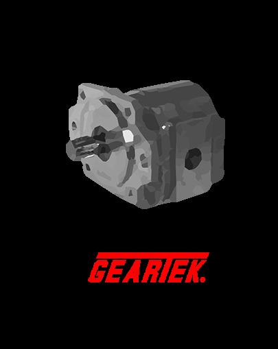 Geartek Hydraulic Pump