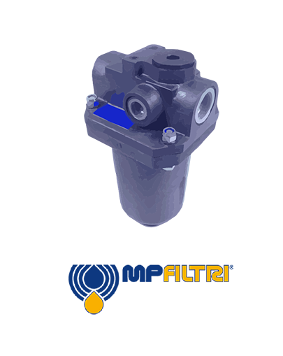 MP Filtri Hydraulic Pump