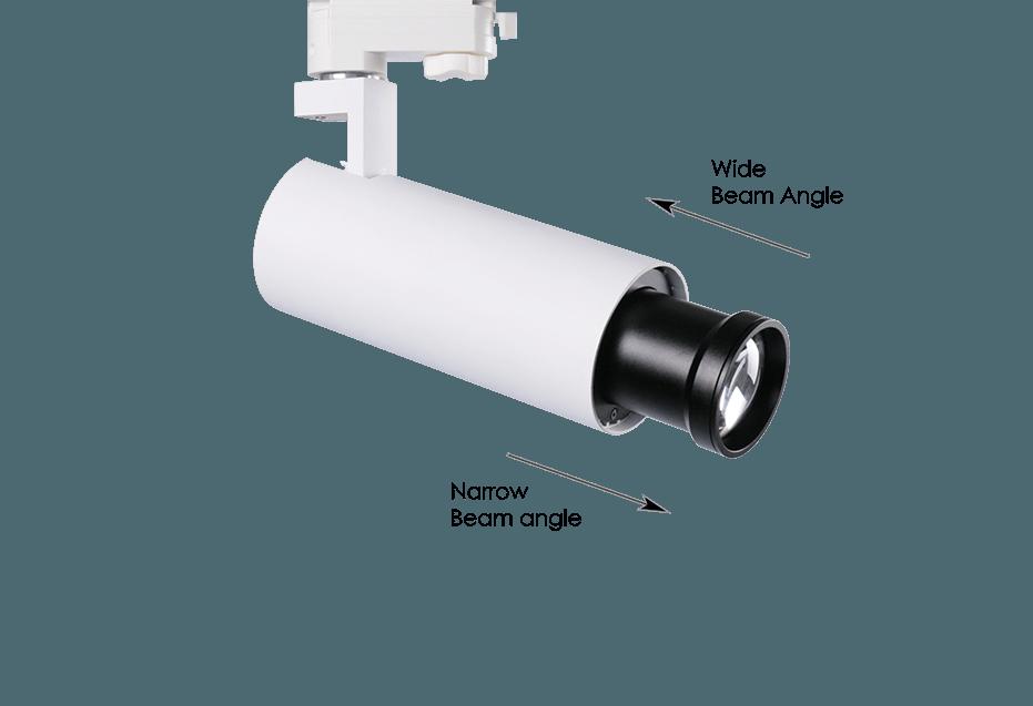 Minimal Gallery Series LED Art Spotlight Adjustable Focus