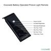 Tru-Slim Picture Light Remote