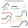 Customizable Calla Indoor/Outdoor Barn Light Arm