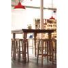 Customizable Goodyear Indoor LED Barn Pendant Light lifestyle