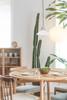 White Peony LED Barn Pendant Light Lifestyle 8