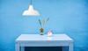 Goodyear LED Pendant Light in White Lifestyle